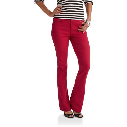 Red Rivet - Womens Colored Bootcut Jeans - Walmart.com