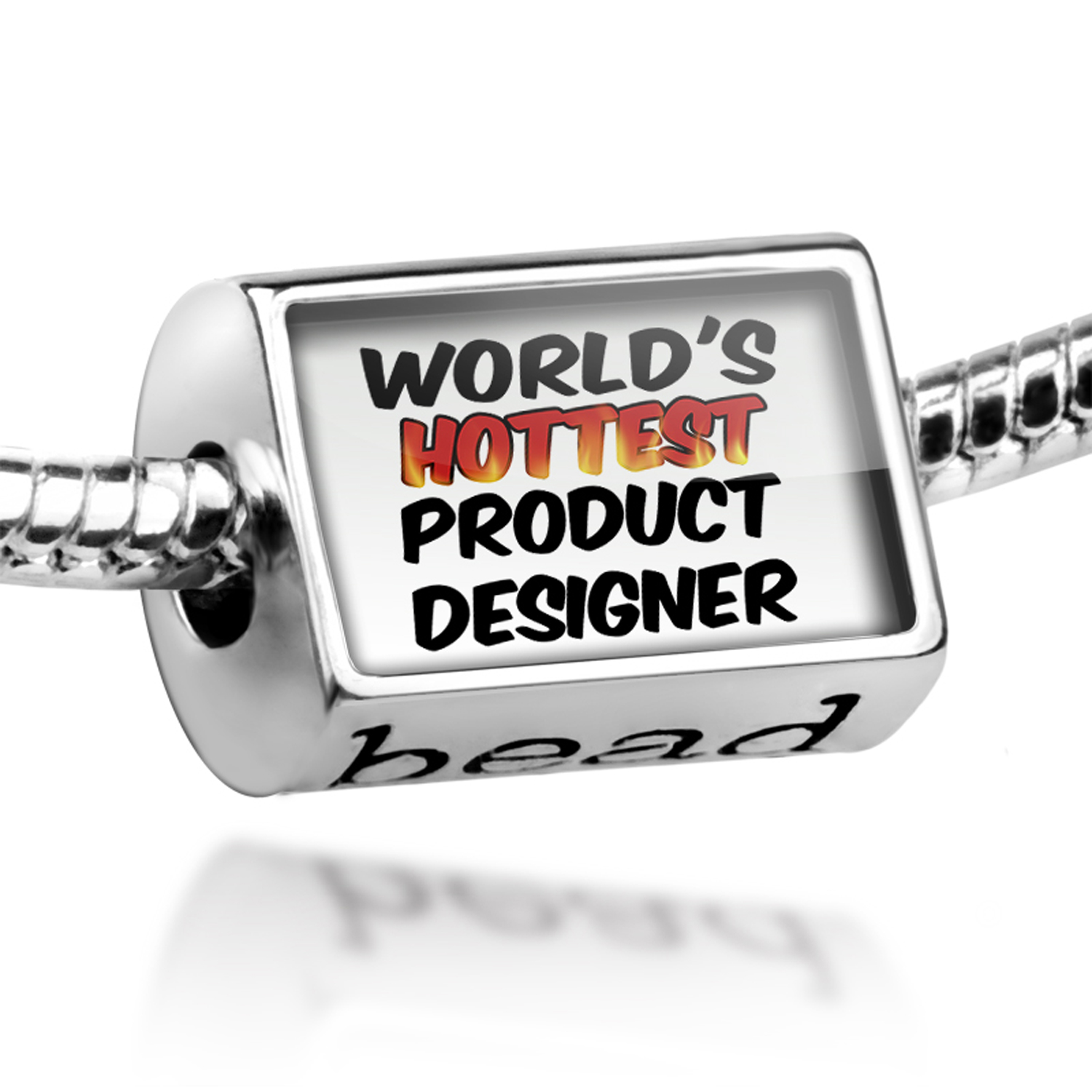 Bead Worlds hottest Product Designer Charm Fits All European Bracelets