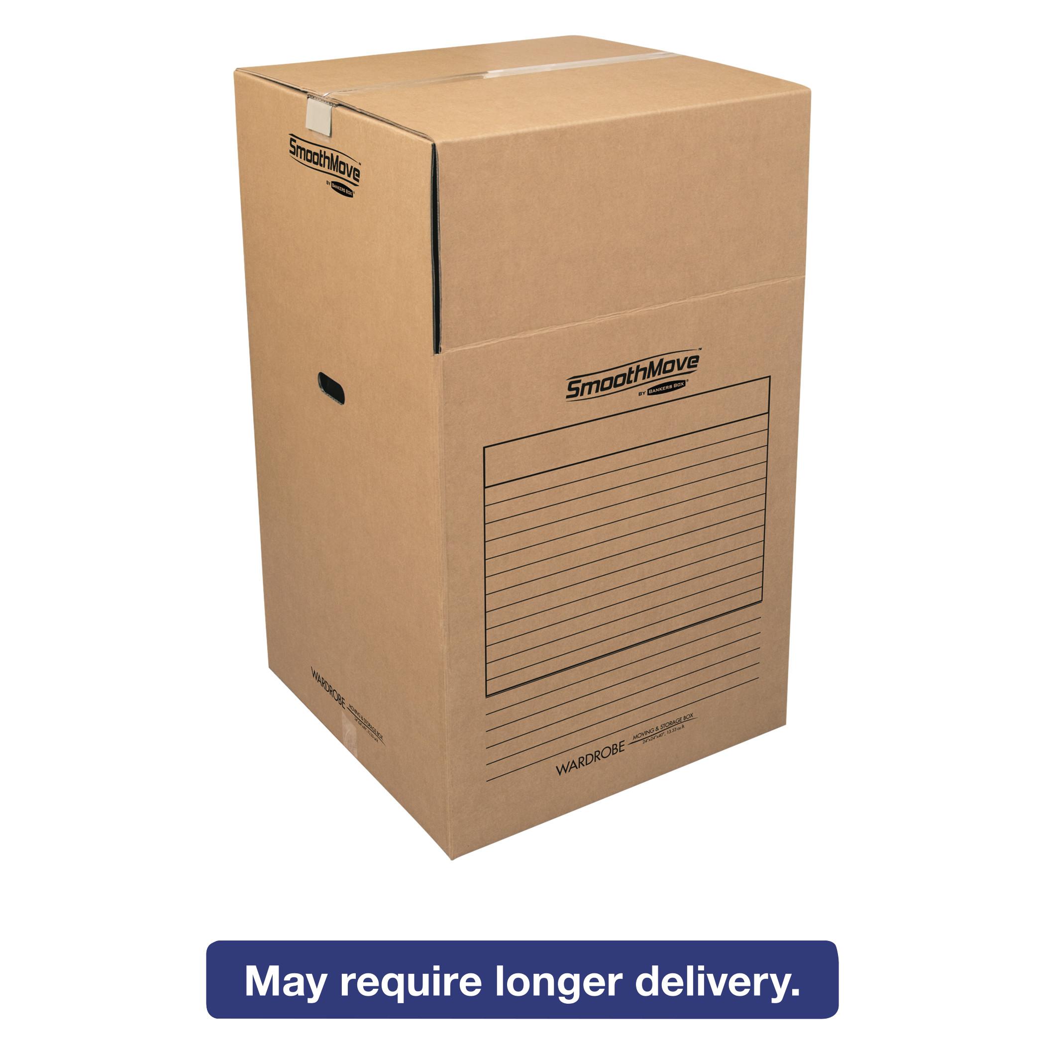 Wardrobe Boxes Walmart