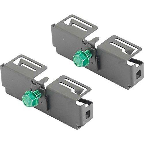 """Panduit WGSPL1218BL Wyr-Grid Splice Connector For 8"""", 12"""", And 18"""" Pathways"""