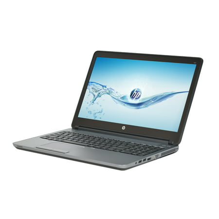 Refurbished HP 15.6'' 650 G1 Laptop with Intel Core i5-4300M 2.6GHz, 4GB Memory, 500GB Hard Drive and Windows 10 (Hp Probook 650 G1 Hard Drive Removal)