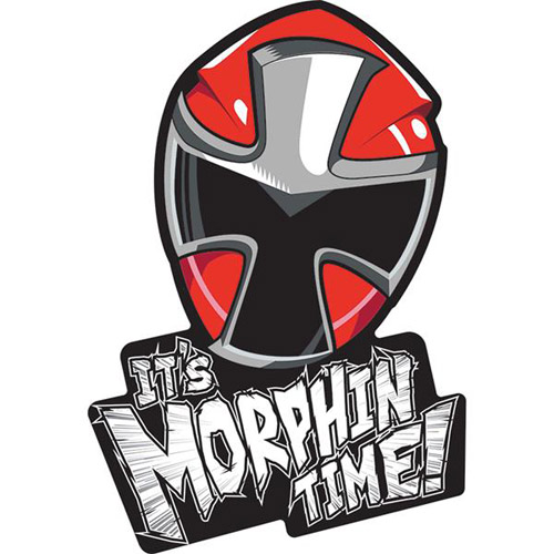 Power Rangers 'Ninja Steel' Invitations w/ Envelopes (8ct)