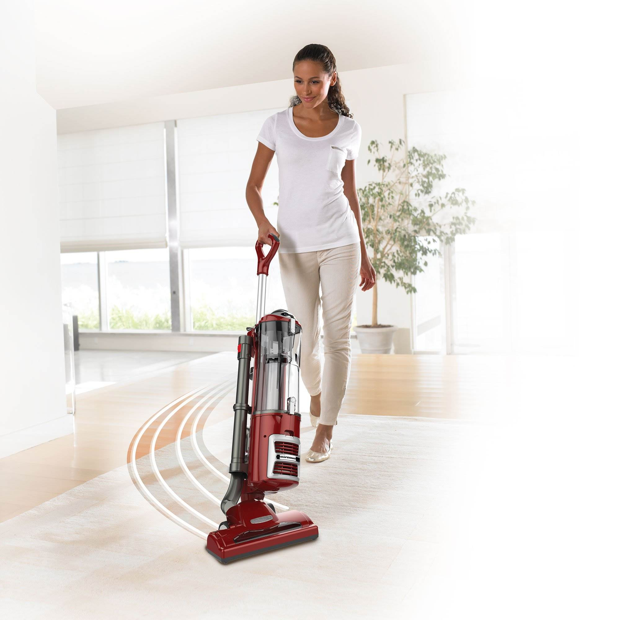 Red Shark Navigator Professional Upright Vacuum Cleaner Certified Refurbished