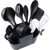 Deals on Mainstays 21-Piece Kitchen Utensils Set
