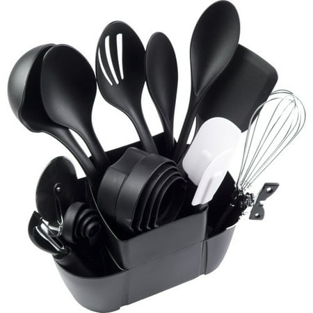 Mainstays 21-Piece Kitchen Utensils Set