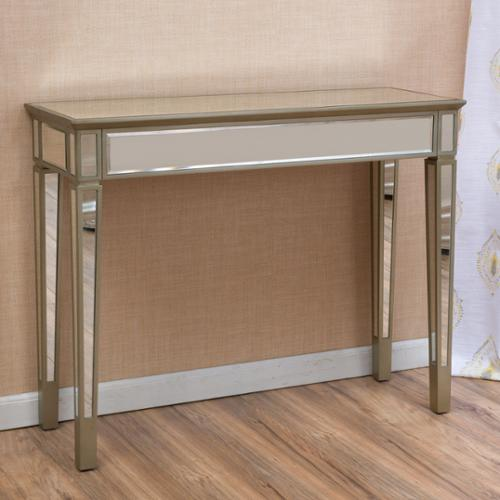 Blumenthal Karla Silver MDF Vintage Console Table