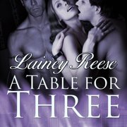 A Table for Three - Audiobook