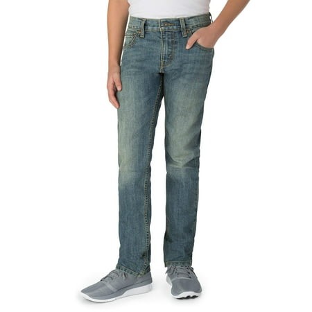Levis Jeans Pants (Skinny Fit Jeans (Little Boys & Big)