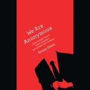 We Are Anonymous - Audiobook