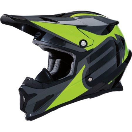 Arctiva Rise Summit Snow Helmet Black/Hi-Viz (Snow Summit)