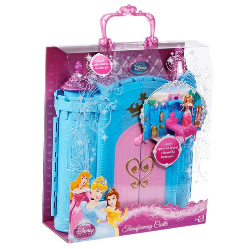 Disney Princess Transforming Castle Playset