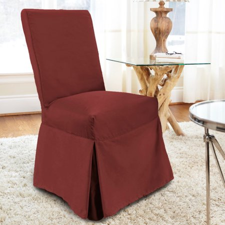 Fine Coverworks Muskoka Polyester Dining Chair Slipcover Set Of Machost Co Dining Chair Design Ideas Machostcouk