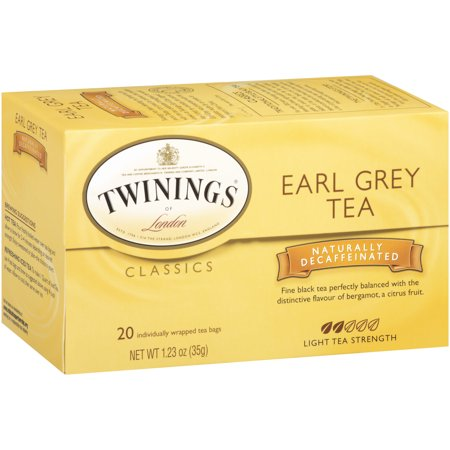 Twinings of London® Naturally Decaffeinated Earl Grey