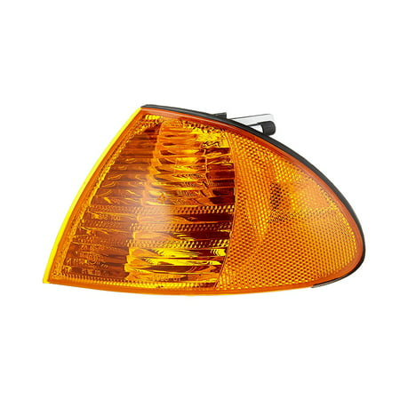 NEW LEFT TURN SIGNAL LIGHT FITS BMW 320I 2001 323I 2000 BM2520104 63136902765 63-13-6-902-765 63 13 6 902 - 2000 Signal Light