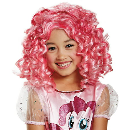 Pinkie Pie Wig Child Halloween Accessory