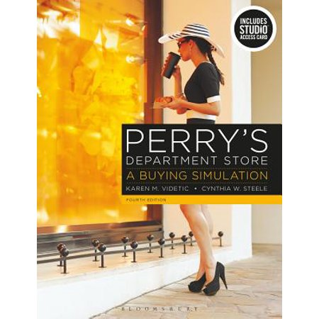 Perry's Department Store + Studio Access Card: A Buying Simulation (Perry Signed Card)