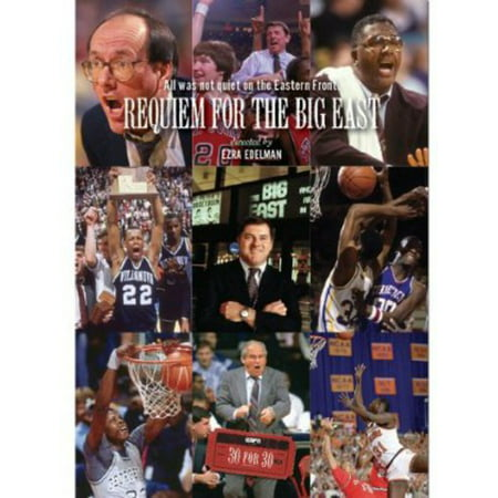 Espn Films 30 Fo 30: Requiem for the Big East (DVD) (Espn Mike And Mike Halloween)