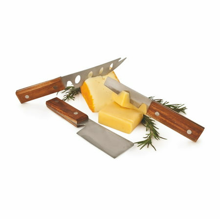 Stainless Steel Tool Cheese Chisel Spreader Knife Set Stainless Steel
