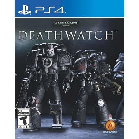 Warhammer 40K: Deathwatch (Best Starter Army Warhammer 40k)