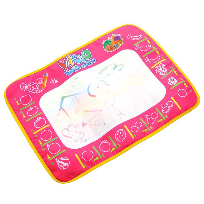 Mosunx Water Drawing Painting Writing Mat Board &Magic Pen Doodle Toy Gift 38*48CM