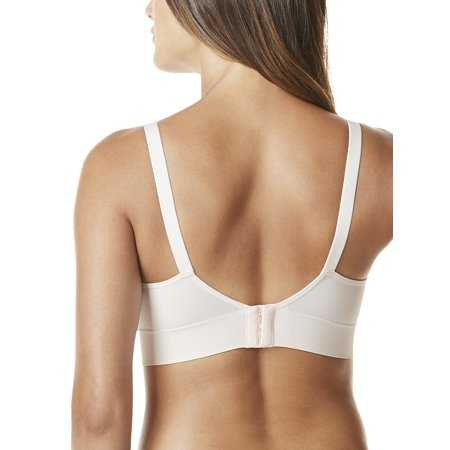 Blissful Benefits by Warner's® Easy Size Wire Free 2-ply Seamless with Breathable Panel Bra