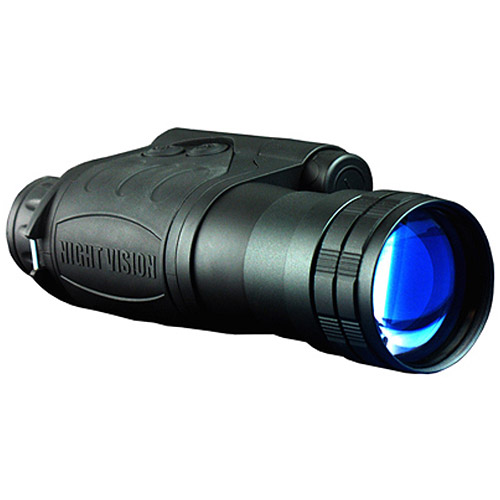 Bering Optics Polaris Gen1 Wide Angle Night Vision Monocular, 3.4 x 50