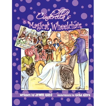 Growing with Love: Cinderella's Magical Wheelchair: An Empowering Fairy Tale (Fairy Tale Jewels)
