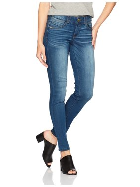 Womens Jeans 14X29 Stretch Slimming Booty Lift Jeggings 14