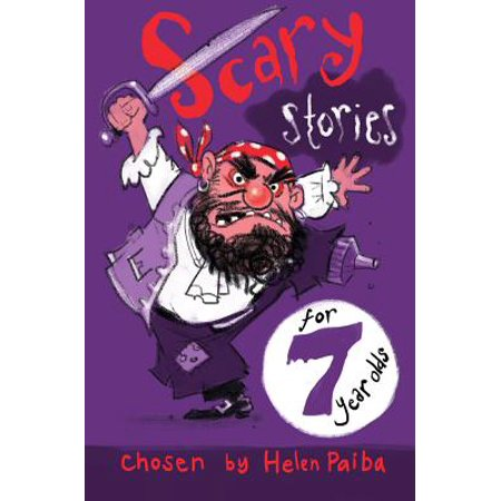 Scary Stories for 7 Year Olds - A Scary Halloween Story Fill In