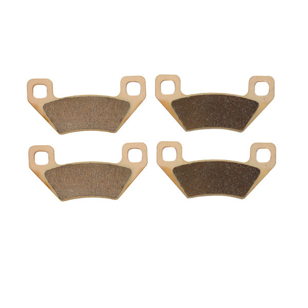 2009-2011 Arctic Cat 1000 4x4 TRV H2 All Sintered HH Front Brake Pads