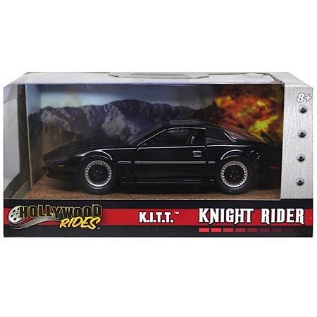 K.I.T.T. Knight Rider Hollywood Rides Jada Diecast 1:32