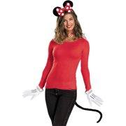 Morris Costumes Minnie Mouse Kit Red Costume, Style , DG27394