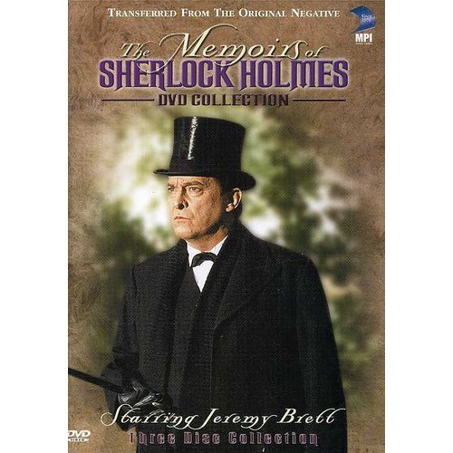 The Memoirs Of Sherlock Holmes DVD Collection