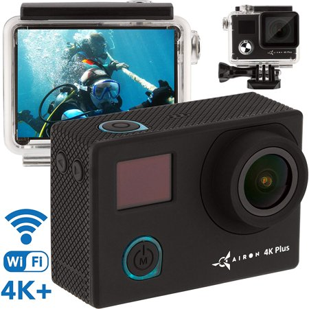 Premium Sports Camera 4K Action Camera Best 2018 WiFi HD Sport Camera 16MP Sony Sensor Waterproof Camera