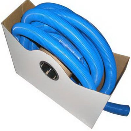 Samar 1-95321PTV 1.25 in. I.D. x 25 ft. Light Weight Swimming Pool & Vacuum Corrugated Hose - image 1 of 1