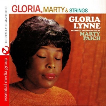Gloria Lynne - Gloria Marty & Strings [CD] (Grease Marty)