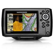 Humminbird Helix 5 G2 CHIRP SI/GPS Combo w/ Down Imaging Sonar 410230-1
