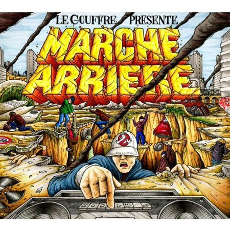 Le Gouffre   Marche Arriere  Cd