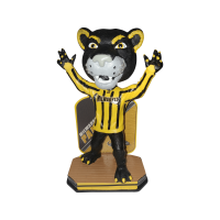 Pounce Panther Milwaukee Panthers Limited Edition of Only 144 Bobblehead NCAA