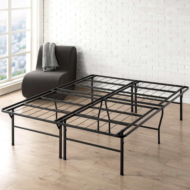 Picture of: Best Price Mattress 18 Inch Metal Platform Bed Frame Walmart Com Walmart Com