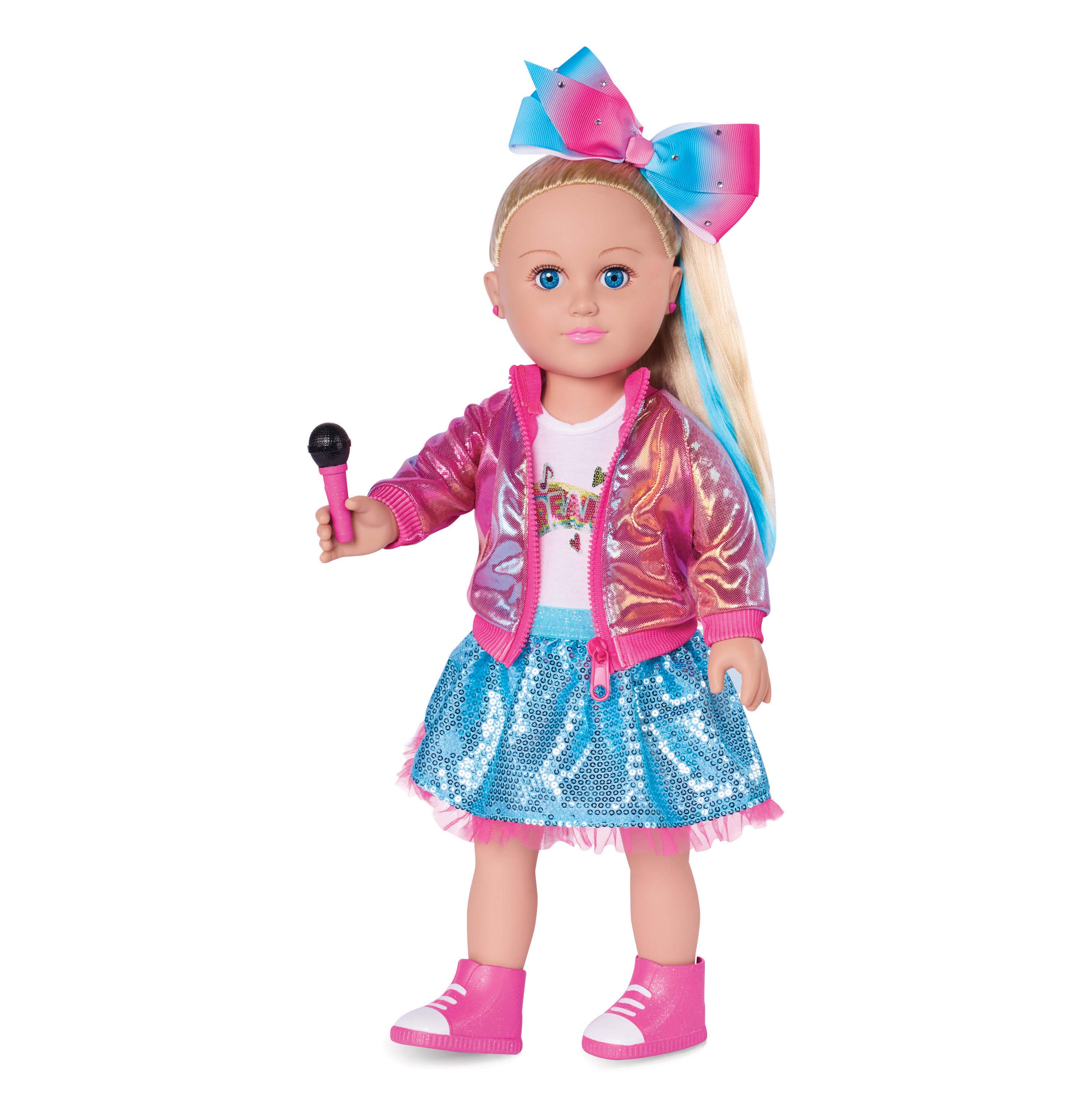 Baby Shark 18 Inch Tall Musical Doll With Closing Eyes Kids Birthday Gift