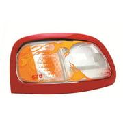 GT Styling 963156 Pro-Beam Headlight Cover Fits Explorer Explorer Sport Trac