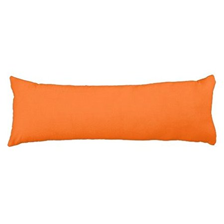 Body Pillow Covers Walmart New Wendana Decorative Orange Body Pillow CoverPink Eometric Body