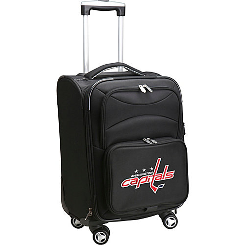 "Denco Sports Luggage NHL 20"" Domestic Carry-On Spinner"