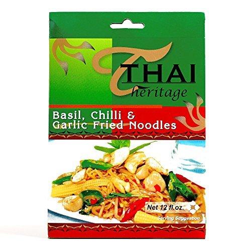 Thai Heritage Pad Kie Mao Noodles (6 Items Per Order)