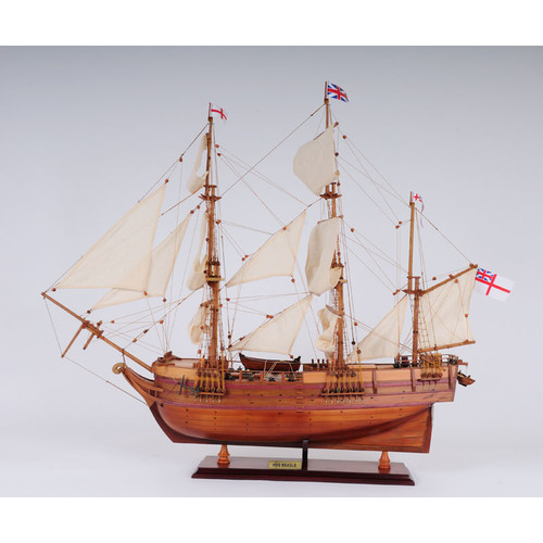 Old Modern Handicrafts Beagle Model Ship by Old Modern Handicrafts
