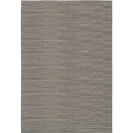 Couristan Monaco Larvotto Rug, Grey/Multi-Colored