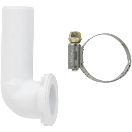 Washer Siphon - Whirlpool 208847 Siphon Elbow