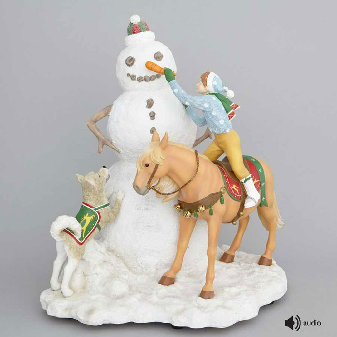 ENESCO Trail of Painted Ponies 4040999 Final Touch Center...