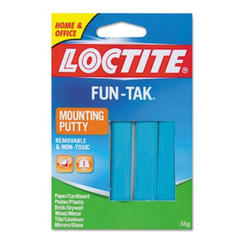 Loctite Fun-Tak Mounting Putty, 2 oz -LOC1270884